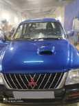 Mitsubishi L200, 2002 год, 390 000 руб.