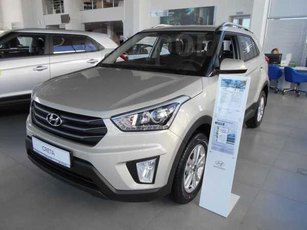Hyundai Creta, 2019 год, 1 416 000 руб.