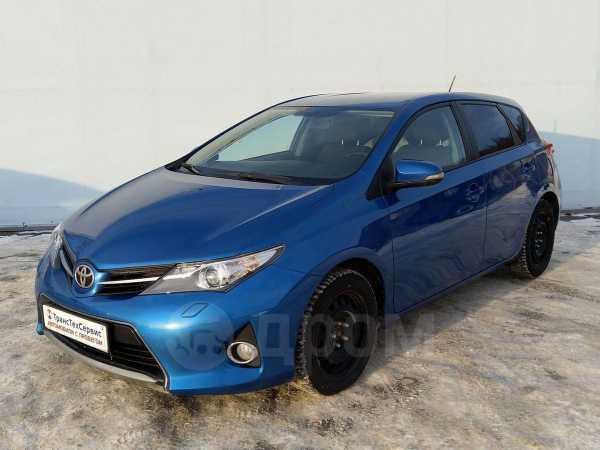 Toyota Auris, 2013 год, 627 000 руб.