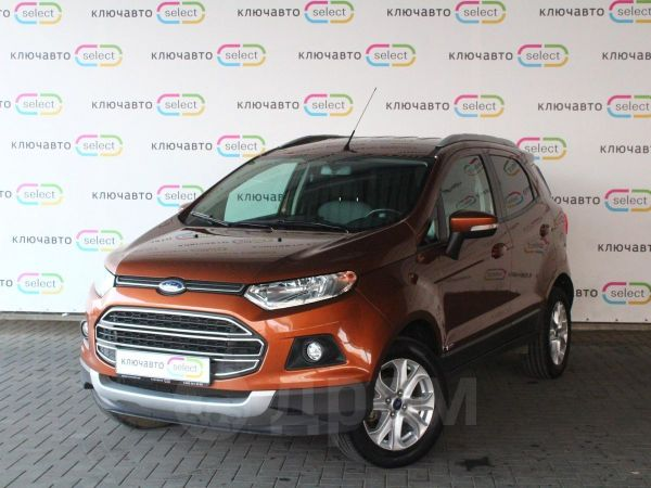 Ford EcoSport, 2016 год, 692 453 руб.