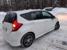 Барнаул Nissan Note 2012