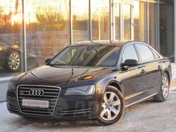 Audi A8, 2013 год, 1 100 000 руб.