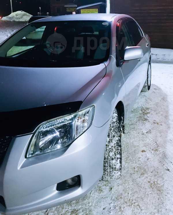 Toyota Corolla Axio, 2011 год, 560 000 руб.