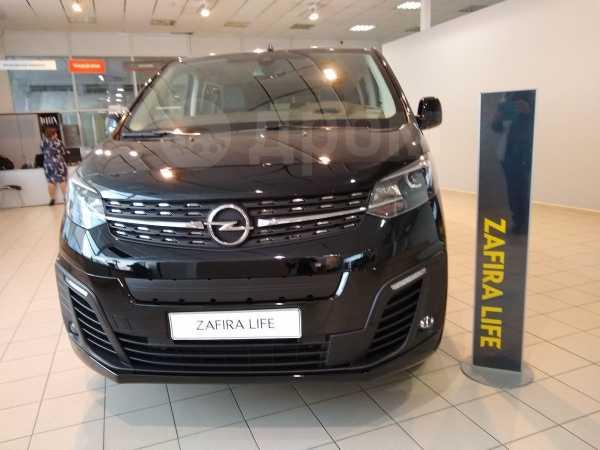 Opel Zafira Life, 2019 год, 3 039 900 руб.