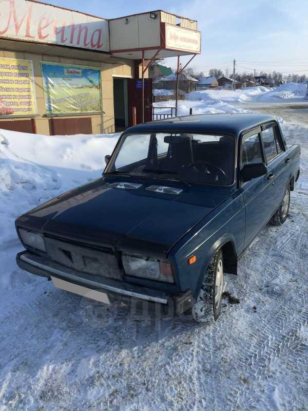 Лада 2107, 2002 год, 63 000 руб.