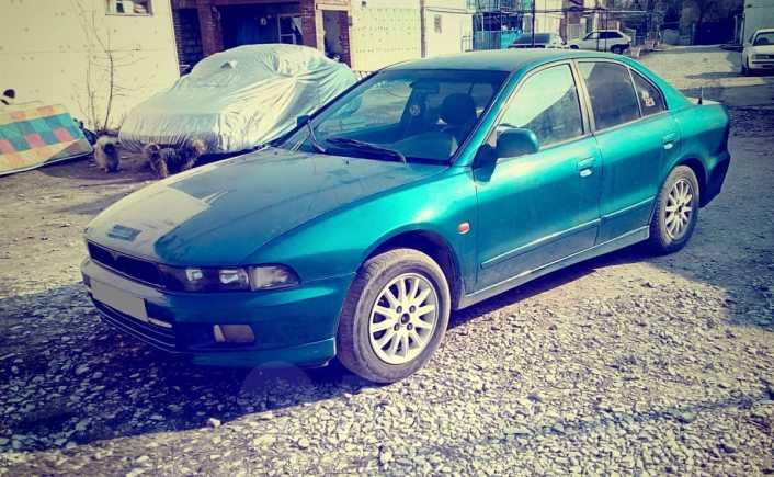 Mitsubishi Galant, 1997 год, 160 000 руб.