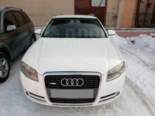 Audi A4, 2008 год, 485 000 руб.