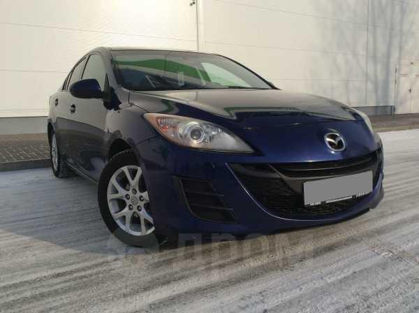 Mazda Mazda3, 2009 год, 557 000 руб.