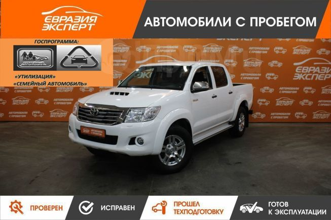 Toyota Hilux Pick Up, 2014 год, 1 099 000 руб.