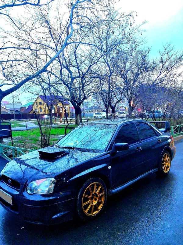 Subaru Impreza WRX STI, 2005 год, 600 000 руб.