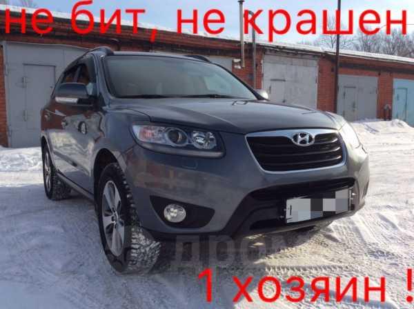 Hyundai Santa Fe, 2011 год, 930 000 руб.