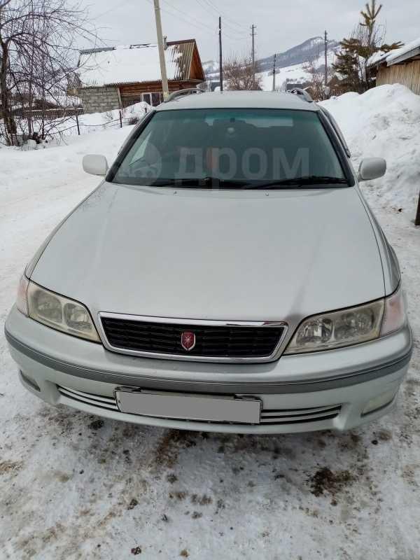 Toyota Mark II Wagon Qualis, 2001 год, 300 000 руб.