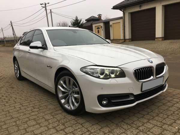 BMW 5-Series, 2016 год, 1 790 000 руб.