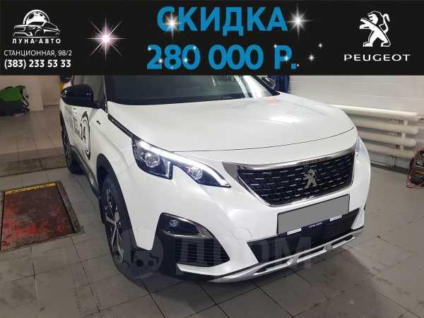 Peugeot 3008, 2019 год, 2 293 000 руб.