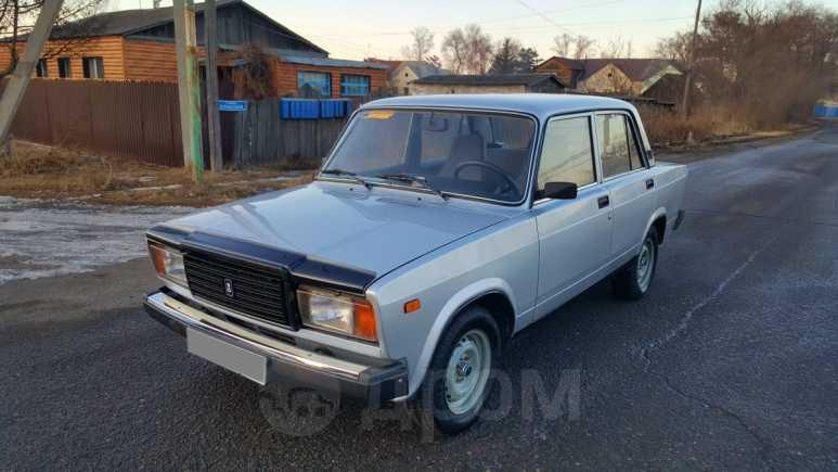 Лада 2107, 2011 год, 145 000 руб.