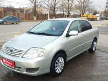 Батайск Corolla 2006