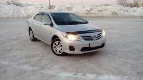 Прокопьевск Corolla 2011