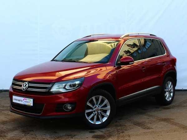 Volkswagen Tiguan, 2012 год, 719 900 руб.