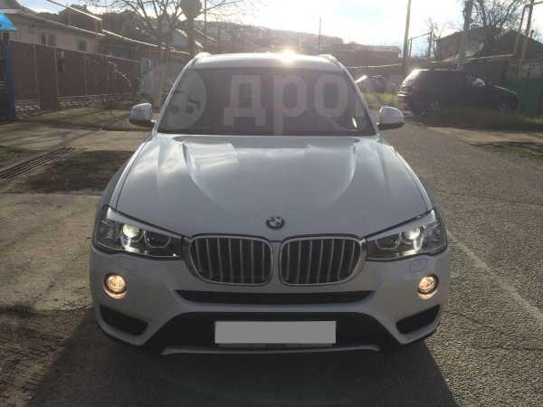 BMW X3, 2016 год, 2 010 000 руб.