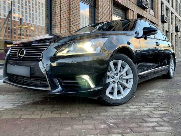 Lexus LS460, 2013 год, 1 670 000 руб.