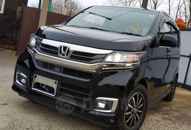 Honda N-WGN, 2016 год, 599 000 руб.