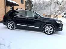 Новосибирск Audi Q7 2016