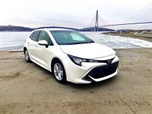 Владивосток Corolla 2019