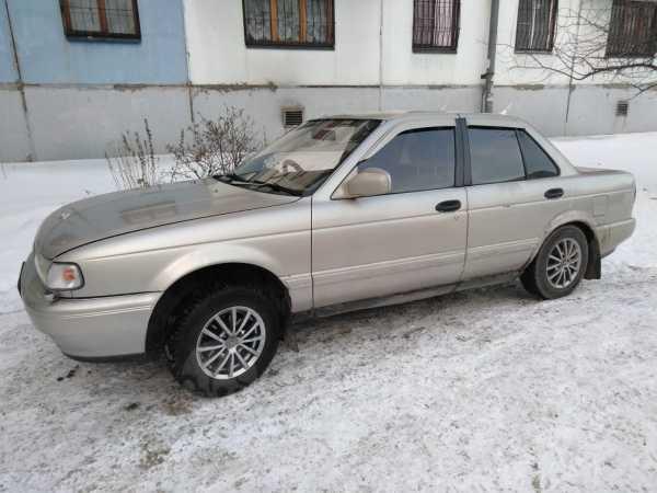 Nissan Sunny, 1992 год, 49 000 руб.