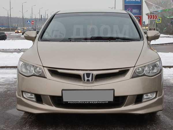 Honda Civic, 2007 год, 540 000 руб.