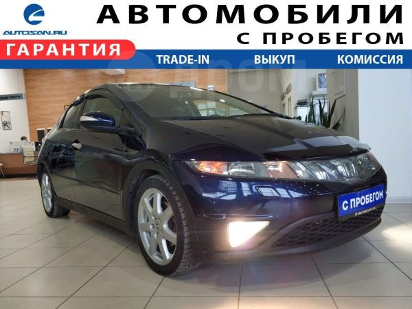Honda Civic, 2008 год, 320 000 руб.