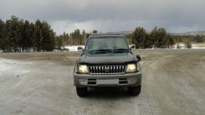 Хилок Land Cruiser Prado