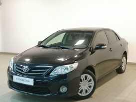 Набережные Челны Corolla 2013