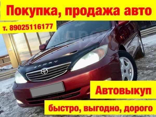 Toyota Camry, 2002 год, 418 000 руб.