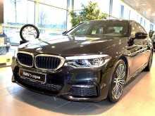Москва BMW 5-Series 2020