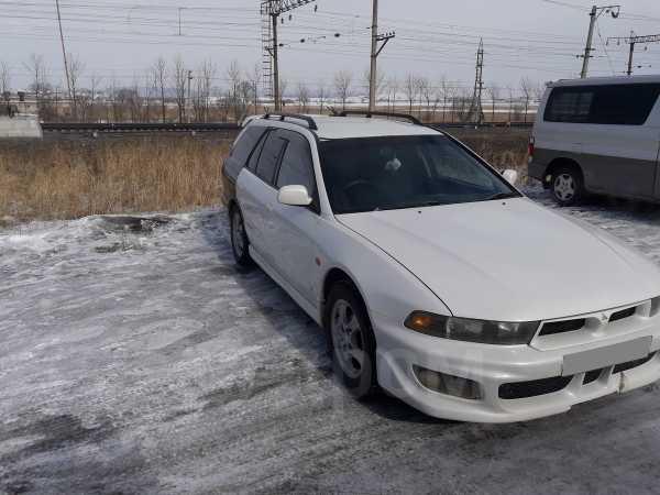 Mitsubishi Legnum, 1999 год, 168 000 руб.