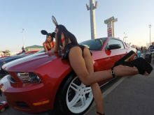 Лабинск Ford Mustang 2011