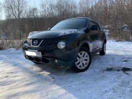 Владивосток Nissan Juke 2013