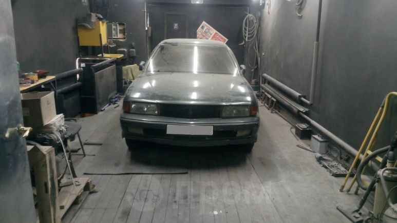 Mitsubishi Sigma, 1991 год, 120 000 руб.