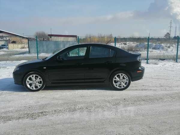 Mazda Mazda3, 2008 год, 510 000 руб.