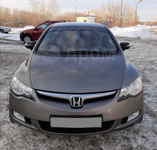 Honda Civic, 2008 год, 345 000 руб.