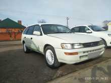 Каневская Corolla 1997
