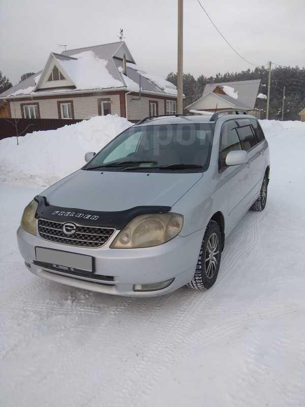 Toyota Corolla Fielder, 2002 год, 265 000 руб.