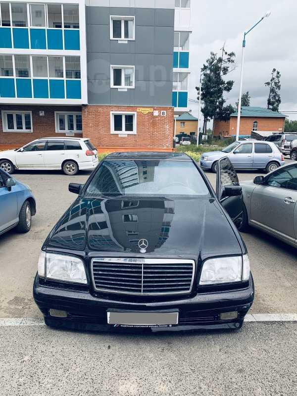 Mercedes-Benz S-Class, 1994 год, 240 000 руб.