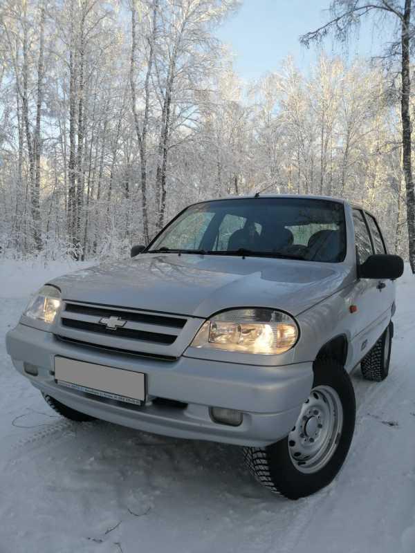 Chevrolet Niva, 2007 год, 299 000 руб.