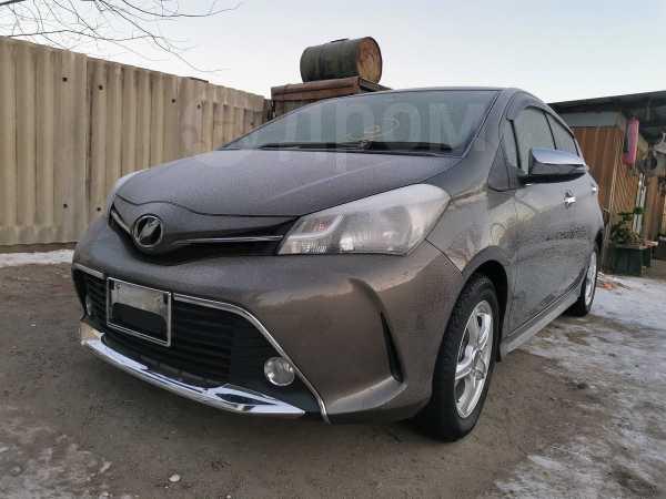 Toyota Vitz, 2015 год, 605 000 руб.