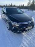 Toyota Camry, 2017 год, 1 515 000 руб.
