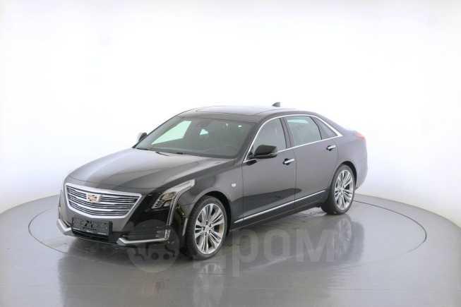 Cadillac CT6, 2018 год, 5 540 000 руб.