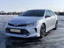 Находка Toyota Camry 2015