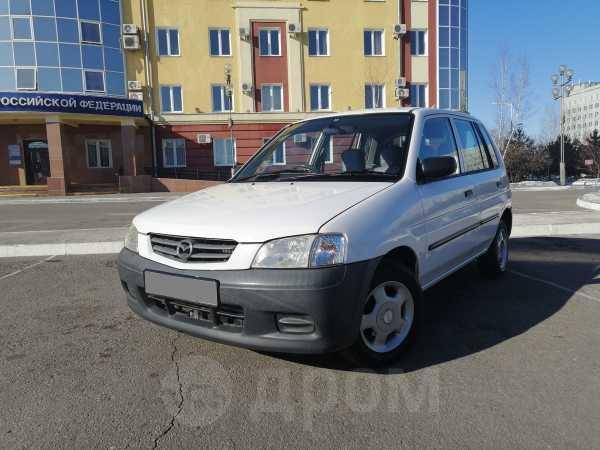 Mazda Demio, 2001 год, 199 000 руб.