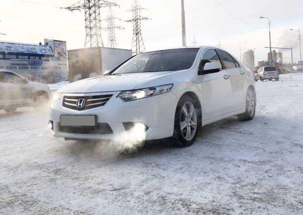Honda Accord, 2012 год, 975 000 руб.